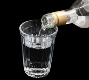 Водка - откуп при снятии приворота
