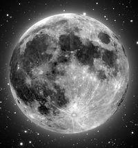 Полная луна для любовной магии