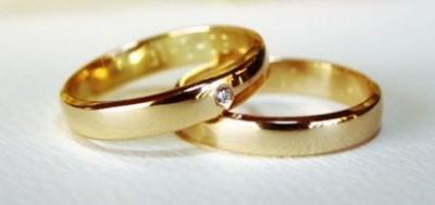 Кольца - ритуал на замужество