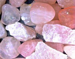 Розовый кварц любовный талисман
