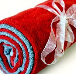 Заговоренное полотенце в подарок